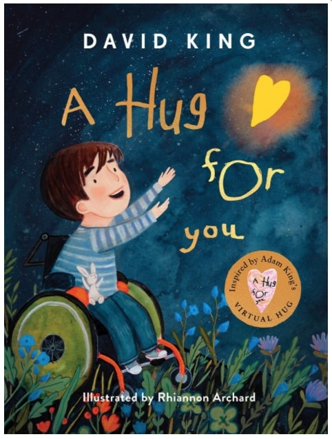 PRE-ORDER: A Hug For You by David King