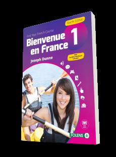 Bienvenue en France 1 (2017) 4th Edition Set [TB+WB]