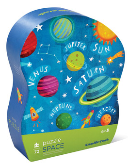 Bertoy Space 72 Piece Puzzle Age 6+