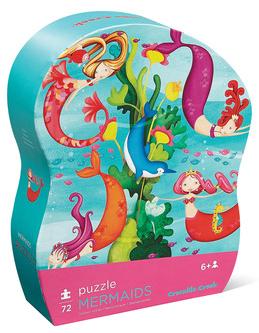 Bertoy Mermaids 72 Piece Puzzle Age 6+