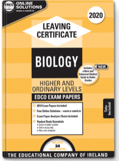 Biology LC OL & HL Exam Papers 2020 (EDCO)