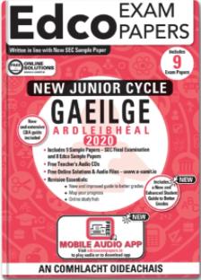 Gaeilge / Irish - JC HL Ardleibhéal / Higher Level (EDCO)