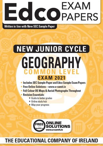 Exam Papers (2020) - Junior Cycle - Geography - Common Level