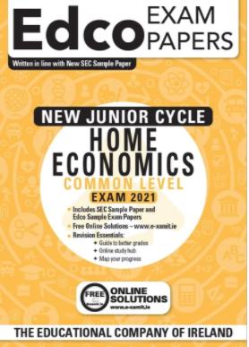 Exam Papers (2020) - Junior Cycle - Home Economics - Common Level