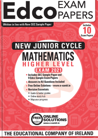 Exam Papers (2020) - Junior Cycle - Maths - Higher Level