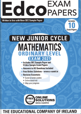 Exam Papers (2020) - Junior Cycle - Maths - Ordinary Level
