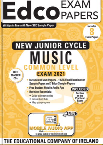 Exam Papers (2020) - Junior Cycle - Music - Common Level