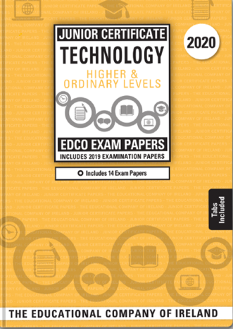 Exam Papers (2020) - Junior Cycle - Technology - Higher & Ordinary Levels