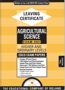 Exam Papers (2020) - Leaving Cert - Agricultural Science - Higher & Ordinary Levels