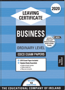 Exam Papers (2020) - Leaving Cert - Business - Ordinary Level