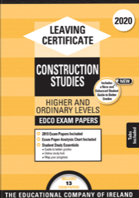 Exam Papers (2020) - Leaving Cert - Construction Studies - Higher & Ordinary Levels