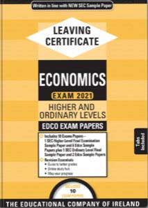 Exam Papers (2020) - Leaving Cert - Economics - Higher & Ordinary Levels
