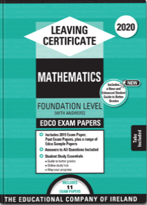 Exam Papers (2020) - Leaving Cert - Maths - Foundation Level