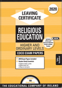 Exam Papers (2020) - Leaving Cert - Religious Education - Higher & Ordinary Levels