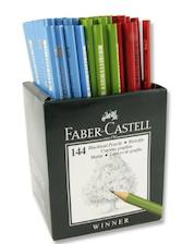 Faber Castell Winner Pencils
