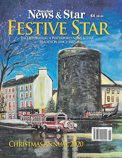 Festive Star Christmas Annual 2020 by Waterford News & Star
