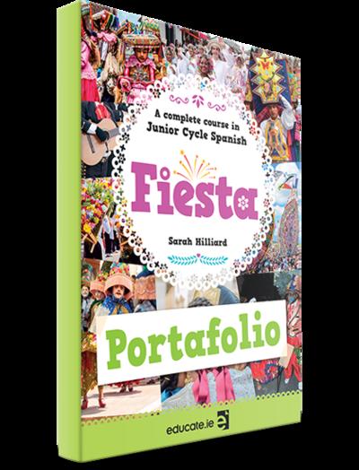 Fiesta Portfolio Book