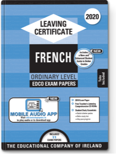 French LC OL Exam Papers 2020 (EDCO)
