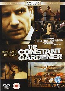 The Constant Gardener Dvd