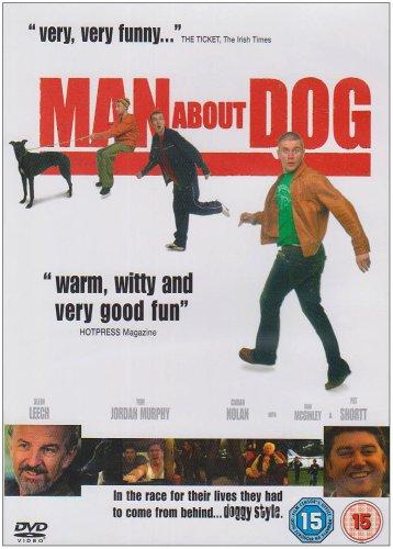 MAN ABOUT A DOG