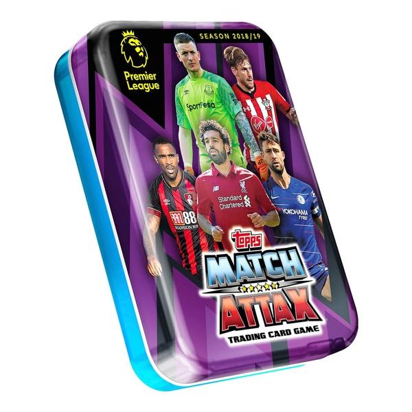 Match Attax 2018/2019 Mini Tin