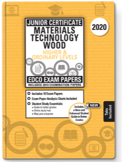 Materials, Technology, Wood JC OL & HL  2020 (EDCO)