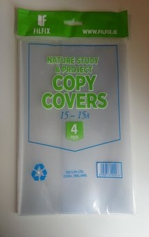 Copy Covers 15-15A X 4