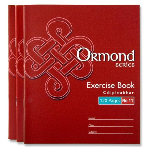 Ormond 120 Page Copy 10 Pack