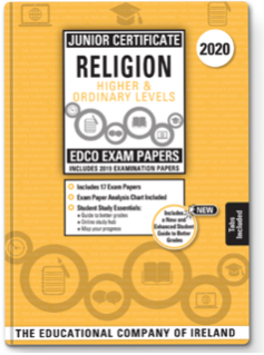 Religion JC OL& HL Exam Papers 2020 (EDCO)