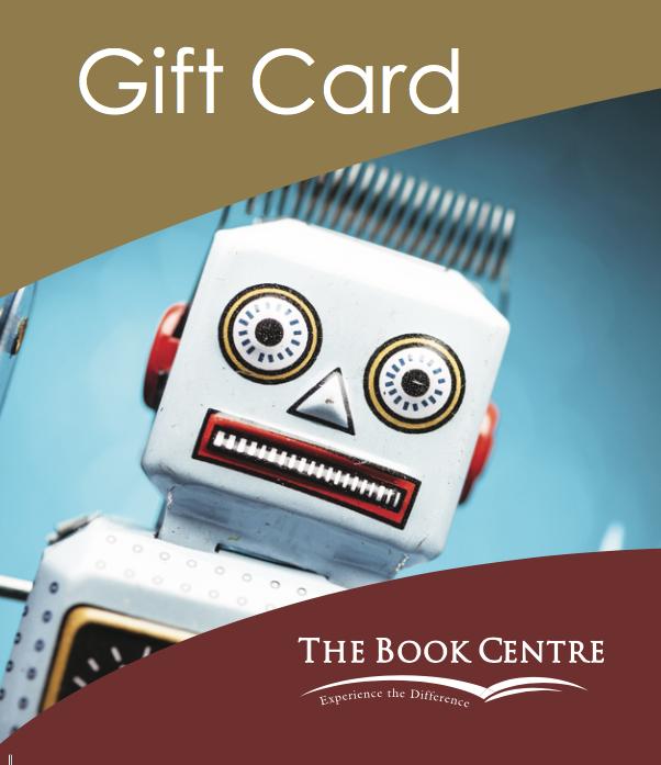 C. Robot Gift Card €50