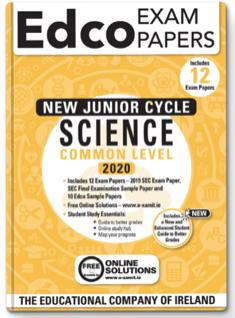 Science JC Common Level Exam Papers 2020 (EDCO)