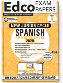 Spanish JC Common Level 2020
