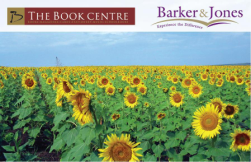 C. Sunflowers Gift Card €50