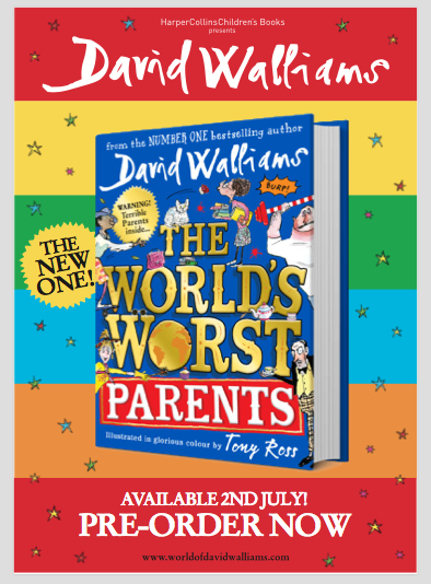 World's Worst Parents by David Walliams