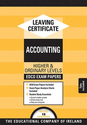 Accounting LC OL & HL New Exam Papers 2018