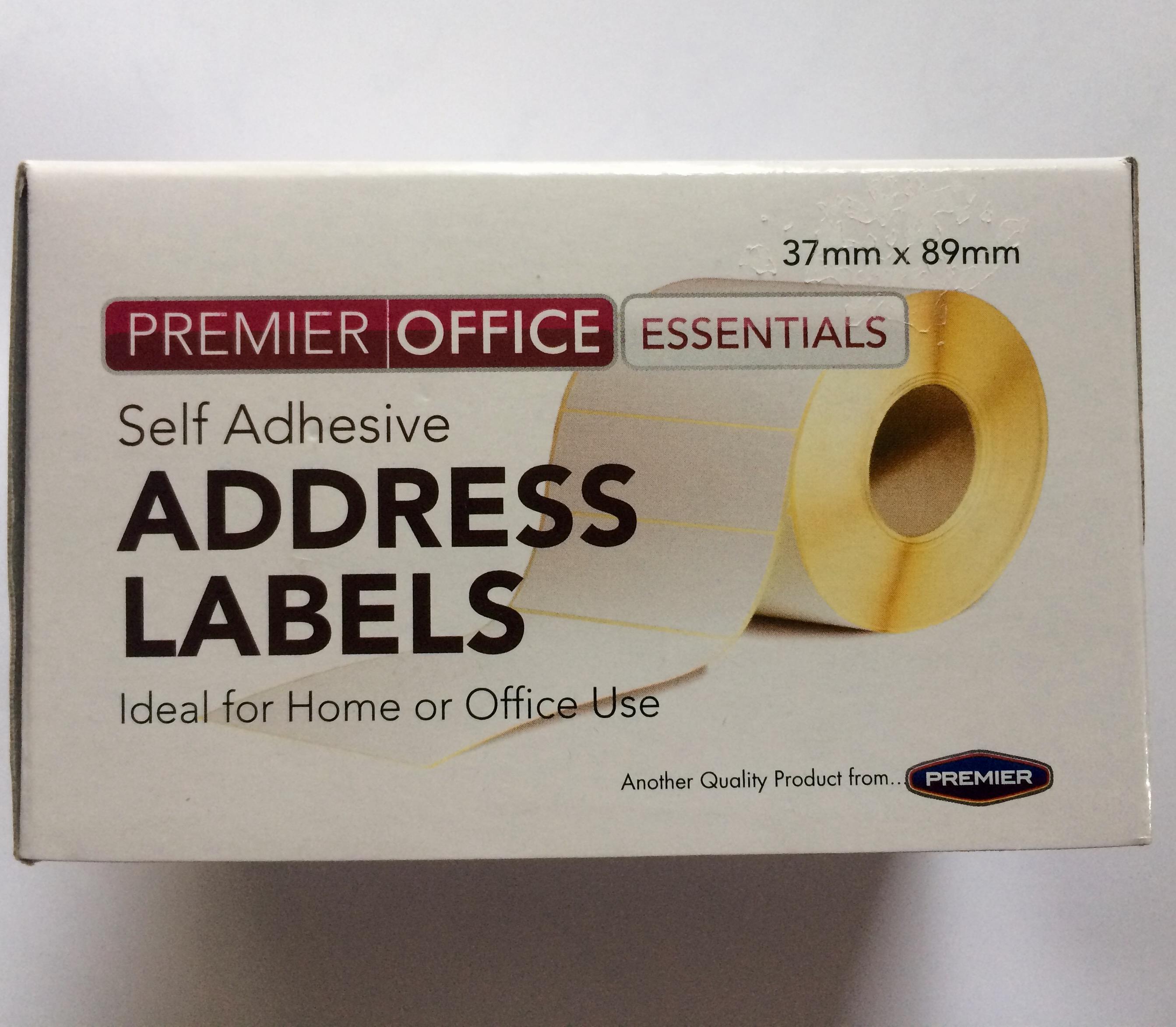 250 Address Labels