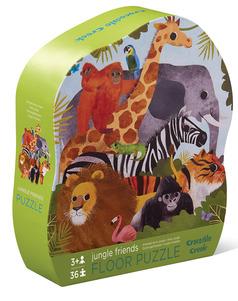 Bertoy Jungle Friends 36 Piece Floor Puzzle