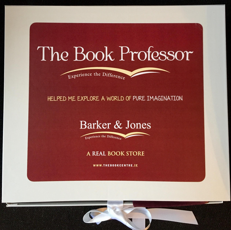 Book Professor Children's Gift Package €45