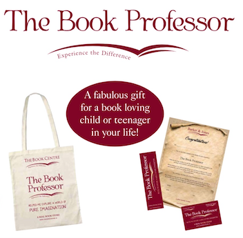 The Book Professor Children's Gift Package