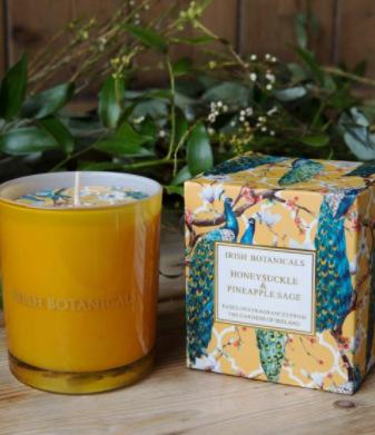 Irish Botanicals  - Honeysuckle & Pineapple Sage