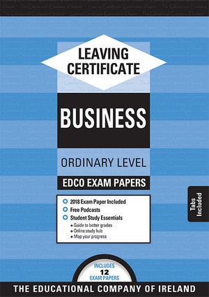 Business LC OL Past Papers 2018