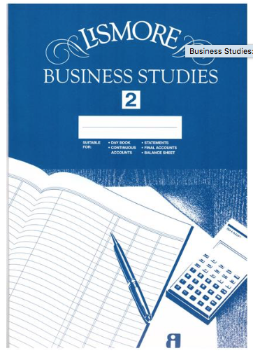 Business Studies Book 2