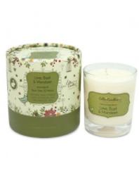 Celtic Candles Aromapot Tumbler 20cl - Lime Basil and Mandarin