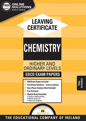 Chemistry LC OL+HL Exam Papers 2019 (EDCO)