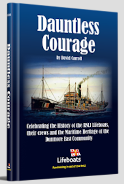 Dauntless Courage by David Carroll