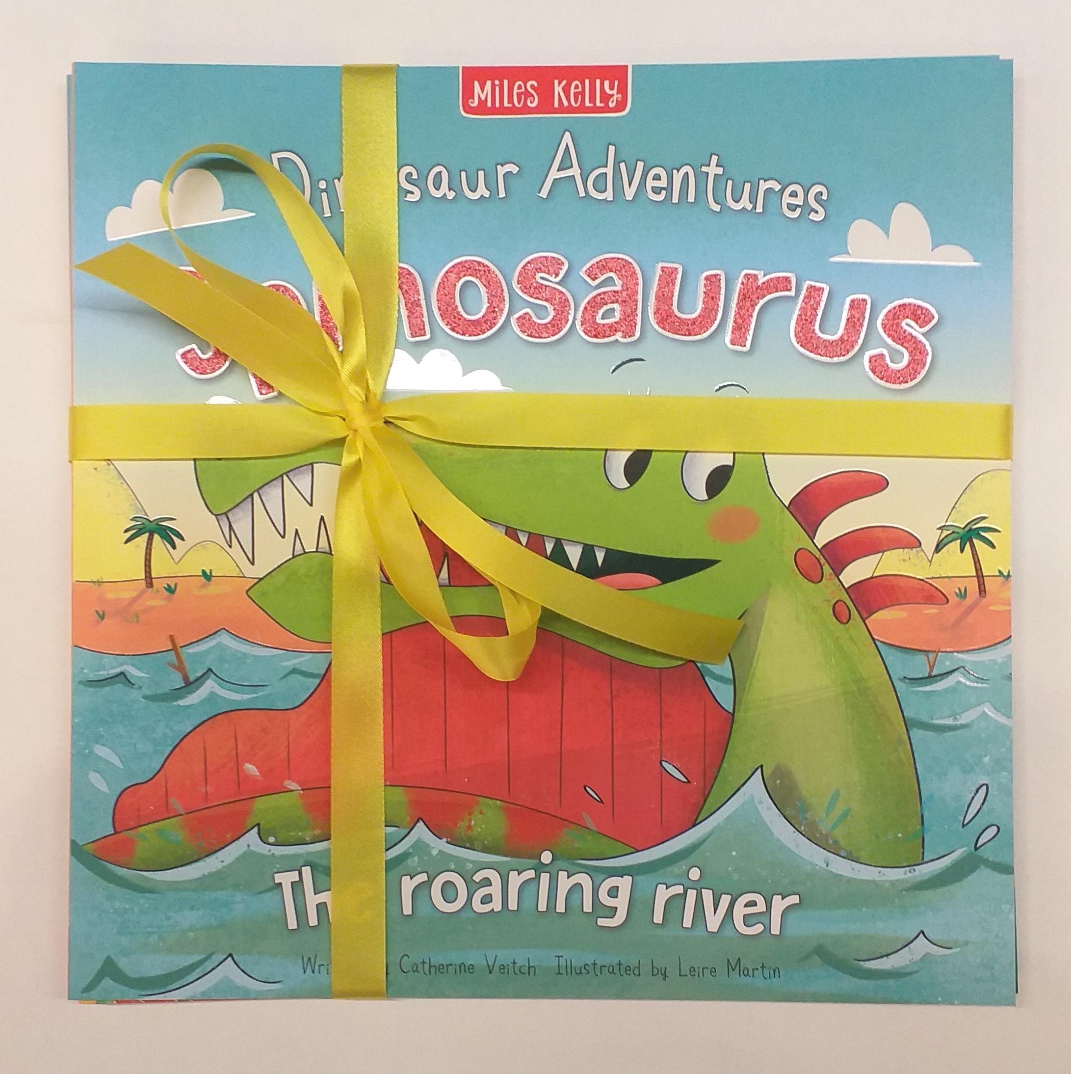 Dinosaur Bundle - 4 Picture Books for €9.99