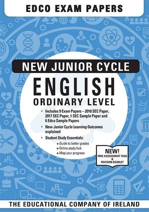 English JC OL Exam Papers 2019 (EDCO)