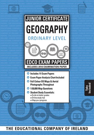 Geography JC OL Exam Papers 2019 (EDCO)