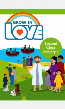 Grow In Love 2nd Class (Primary 4)