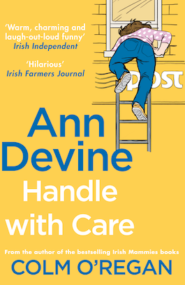 Ann Devine, Handle With Care by Colm O'Regan